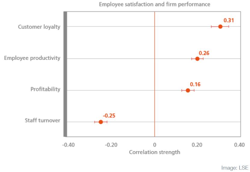 Bienestar Laboral en las Empresas - Motivación y Productividad Laboral